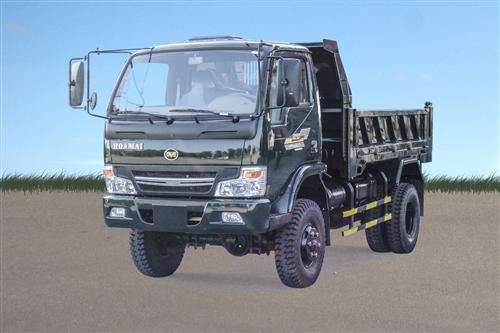 Ô tô tải (tự đổ) HOA MAI - HD3200A.4x4-E2TD
