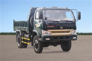 Ô tô tải (tự đổ) HOA MAI - HD4650A.4x4-E2TD