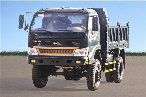 Ô tô tải (tự đổ) HOA MAI-HD6450A.4x4-E2TD