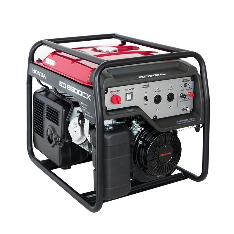 Máy phát điện EG6500CX RH