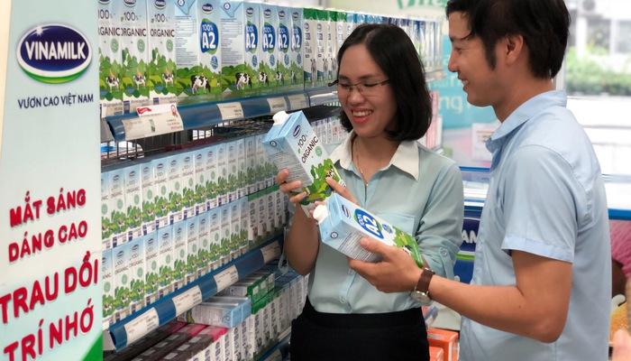 """Chiến lược để dẫn đầu thị trường của """"Triệu phú sữa tươi"""" Việt Nam"""