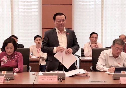 Bộ trưởng Đinh Tiến Dũng và những dấu ấn trong công tác tài chính - ngân sách