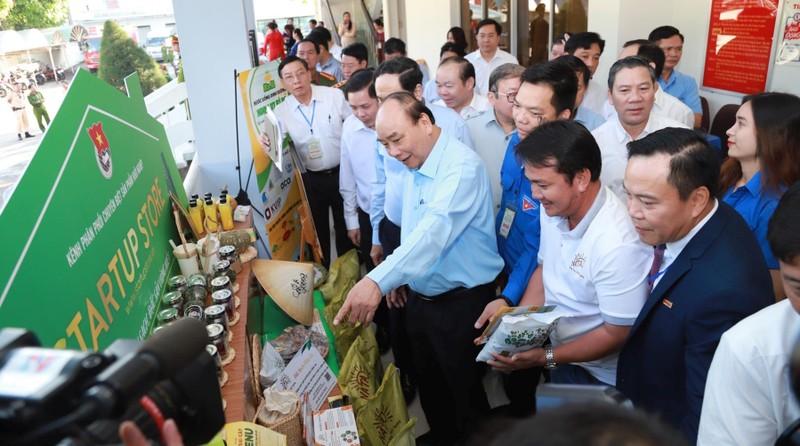 Thủ tướng lần thứ 3 trực tiếp đối thoại cùng nông dân