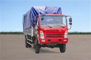 Ô tô tải (có mui) HOA MAI - HD7600A.4x4-E2MP