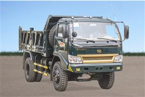 Ô tô tải (tự đổ) HOA MAI - HD6450A-E2TD