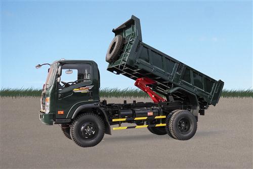 Ô tô tải (tự đổ) HOA MAI-HD5850A.4x4-E2TD