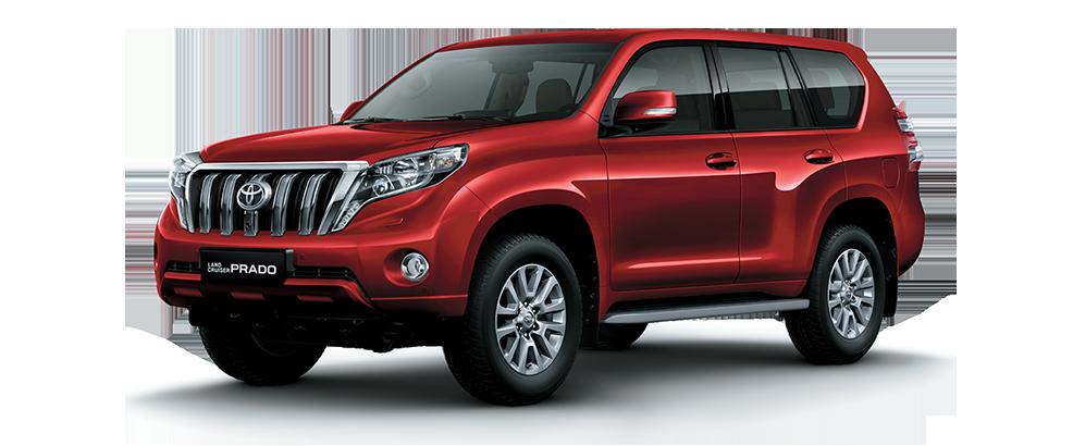 Toyota Land Cruiser Prado TX-L