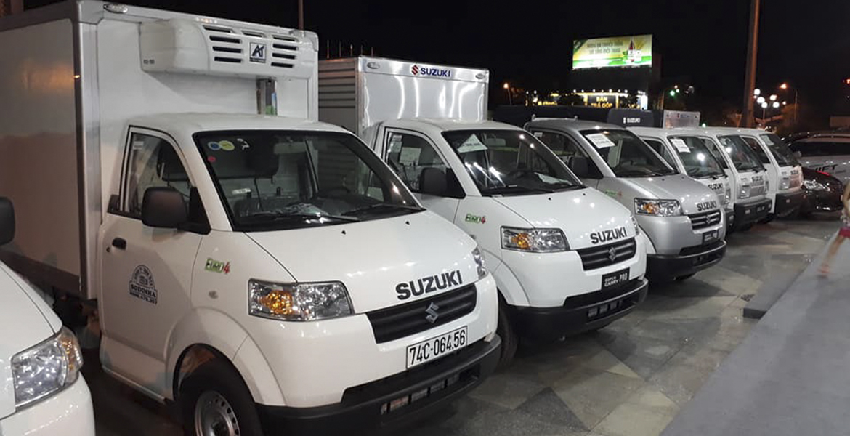 Suzuki tải